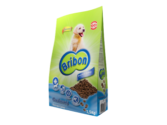 alimento bribon cachorros delicioso melhor cachorro