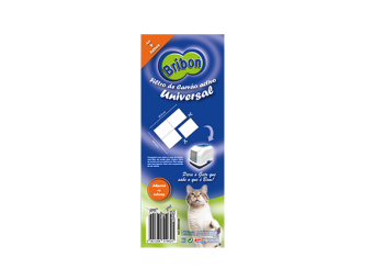filtro universal carvão activo casa toilette gato areia sílica