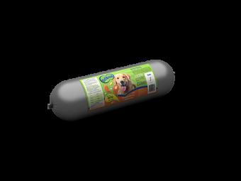 salsicha húmido alimento cão cachorro sénior delicioso melhor