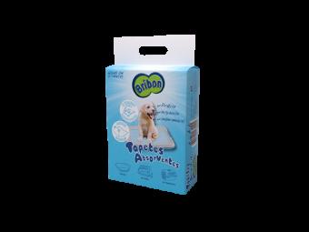 tapetes absorventes higiénicos cachorros cão