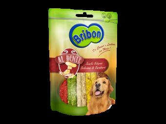 snack cão couro biscoitos