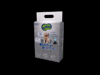 cachorros higiene tapetes absorventes cães carvão xixi
